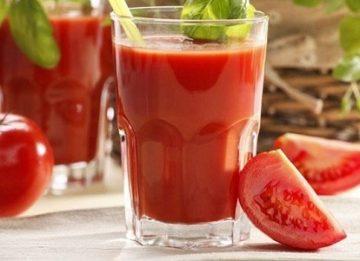 Можно ли пить томатный сок при панкреатите?