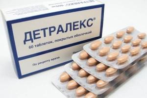 Таблетки Детралекс от геморроя - отзывы, лечение и применение